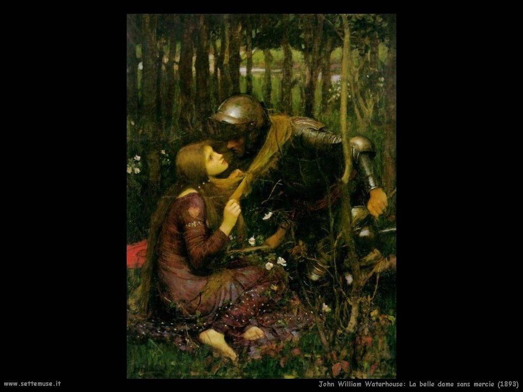 La belle dame sans mercie (1893)