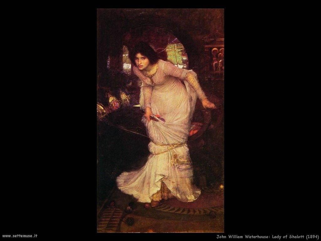 Lady of Shalott 1894