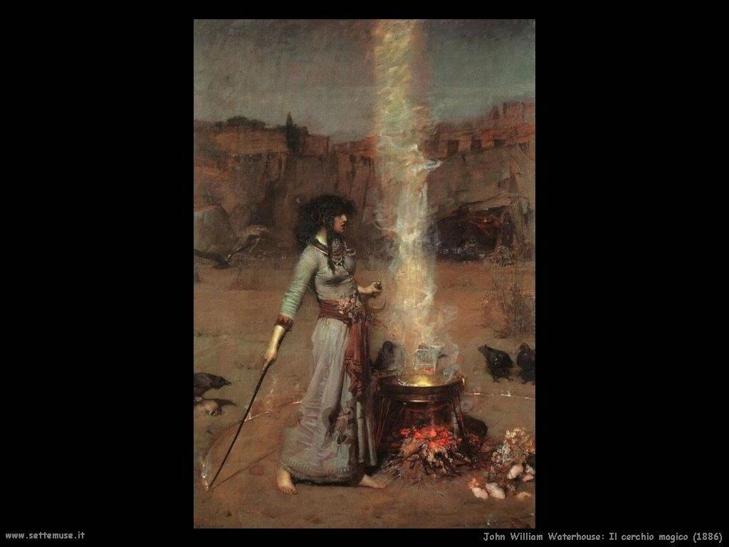 Il cerchio magico (1886)