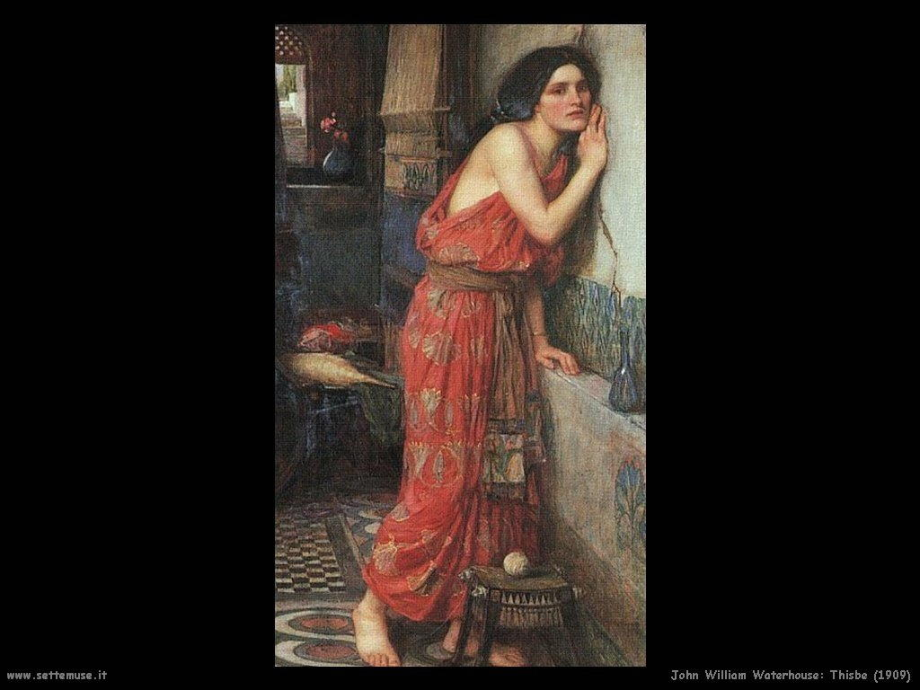Thisbe 1909