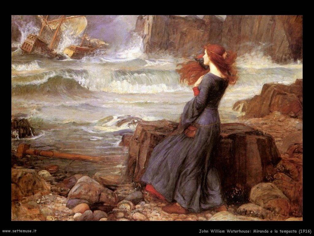 Miranda la tempesta 1916