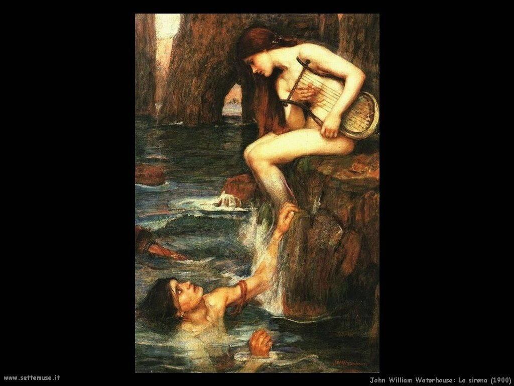 La sirena (1900)