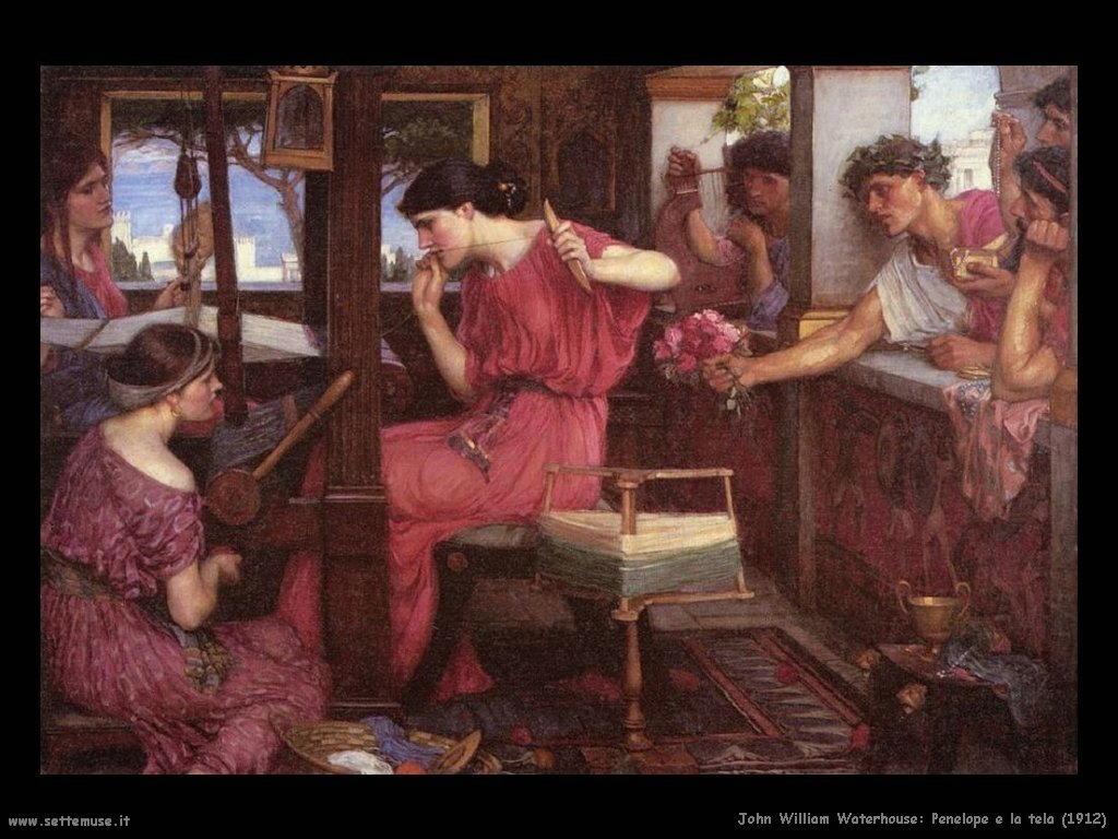 Penelope e la tela (1912)