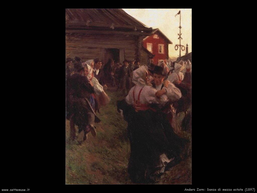 anders_zorn_danza_di_mezza_estate_1897