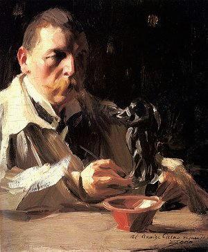 Pittura di Anders Zorn