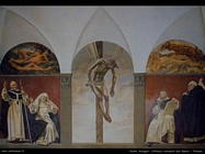 Affresco convento San Marco Firenze
