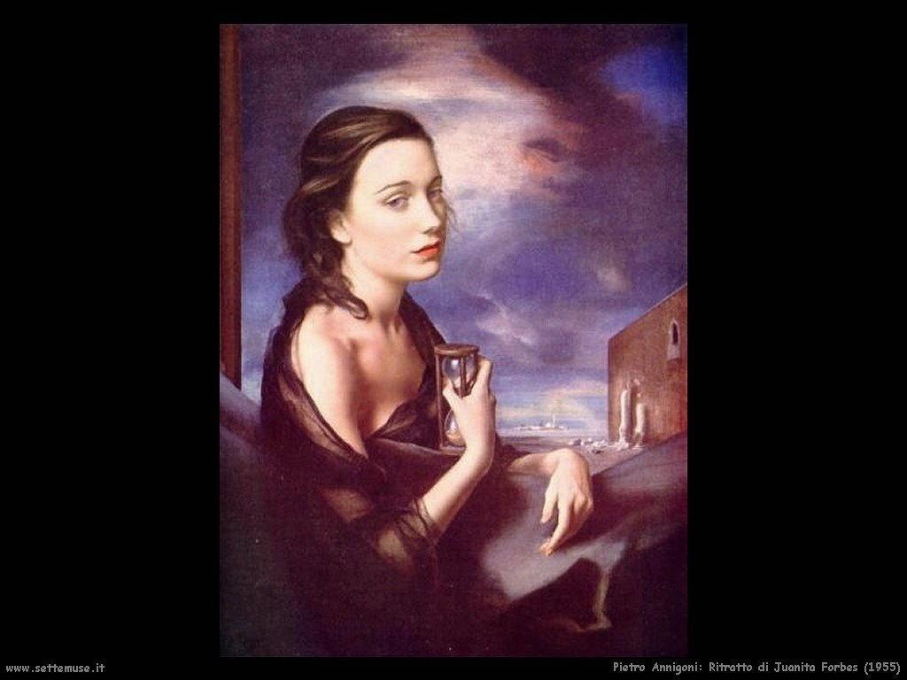 Ritratto di Juanita Forbes (1955)