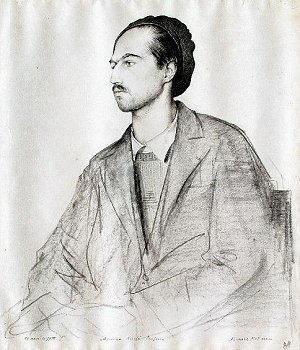 Dipinto di Pietro Annigoni