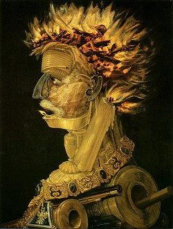 Dipinto di Giuseppe Arcinboldi