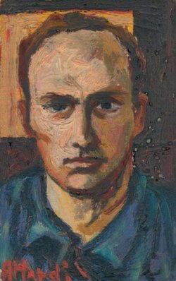 Ritratto di Ugo Attardi