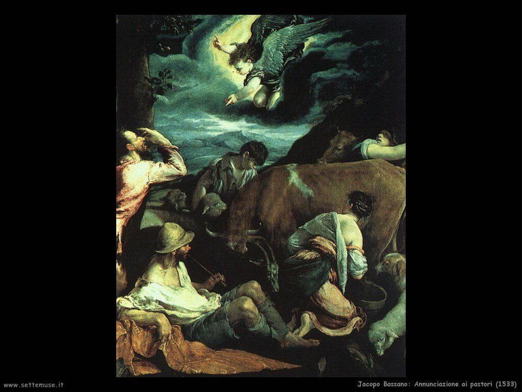 Annunciazione ai pastori (1533)
