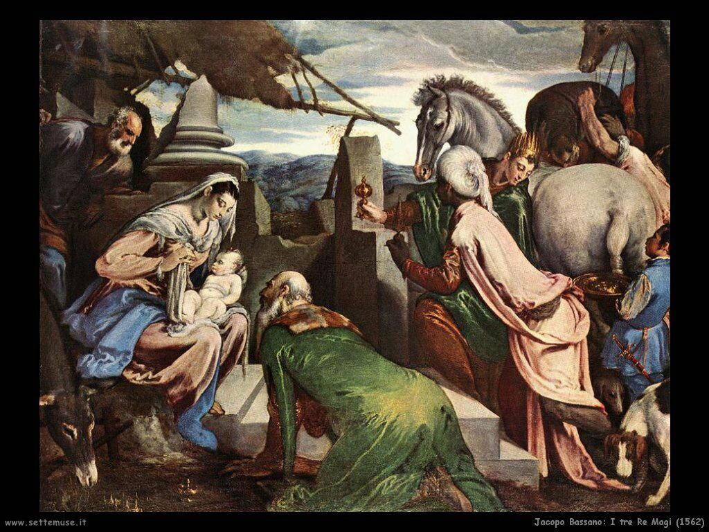 I tre Re Magi (1562)