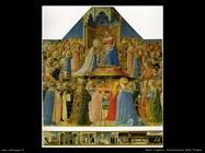 Beato Angelico Incoronazione della Vergine