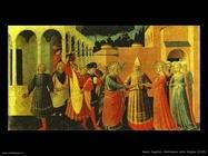Beato Angelico Matrimonio della Vergine (1432)