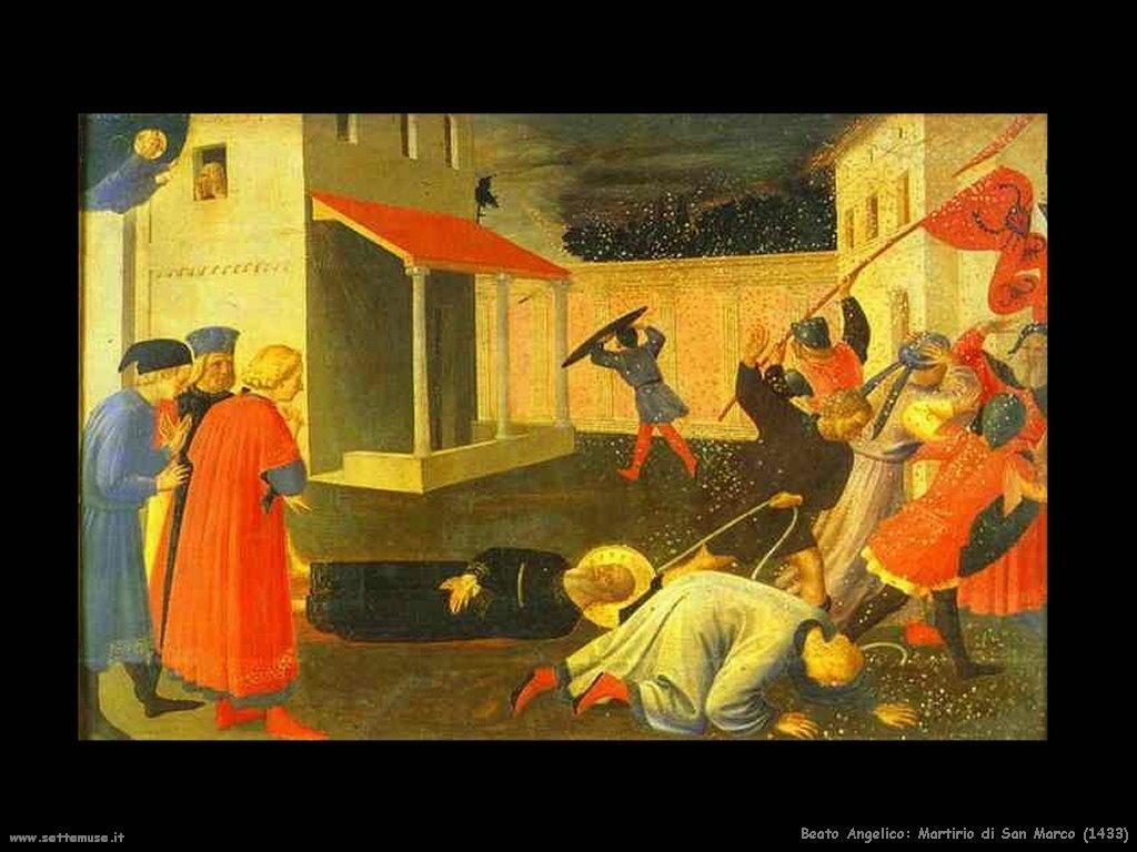 Martirio di San Marco (1433)