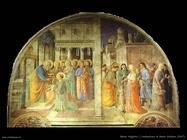 Beato Angelico Ordinazione di Santo Stefano (1447)