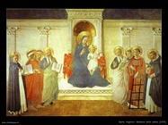 Beato Angelico Madonna delle ombre (1450)