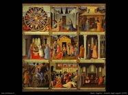 Beato angelico Armadio degli argenti (1450)