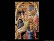 Beato Angelico Deposizione di Cristo (dett)