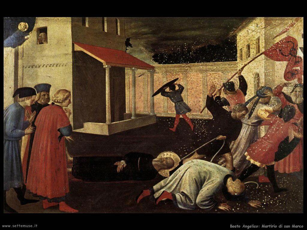 Martirio di san Marco