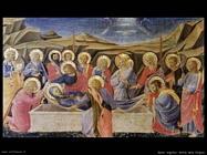 Beato Angelico Morte della Vergine