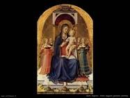 Beato Angelico Altare maggiore pannello centrale