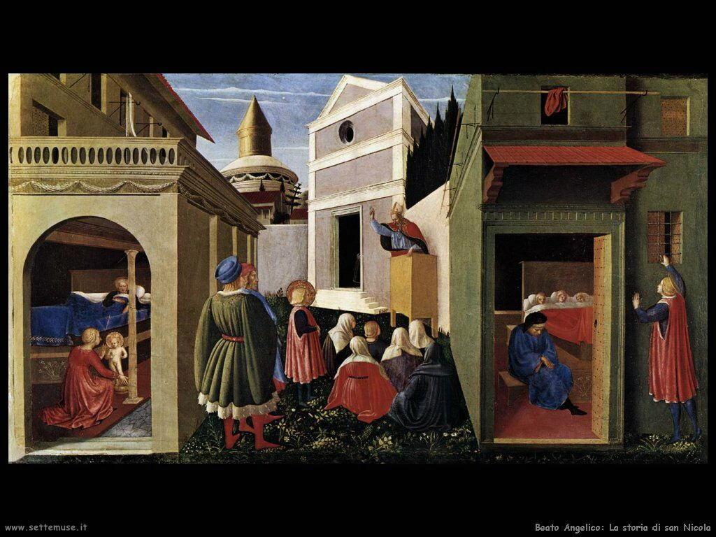 Storia di san Nicola