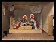 beato angelico La guarigione di Giustiniano