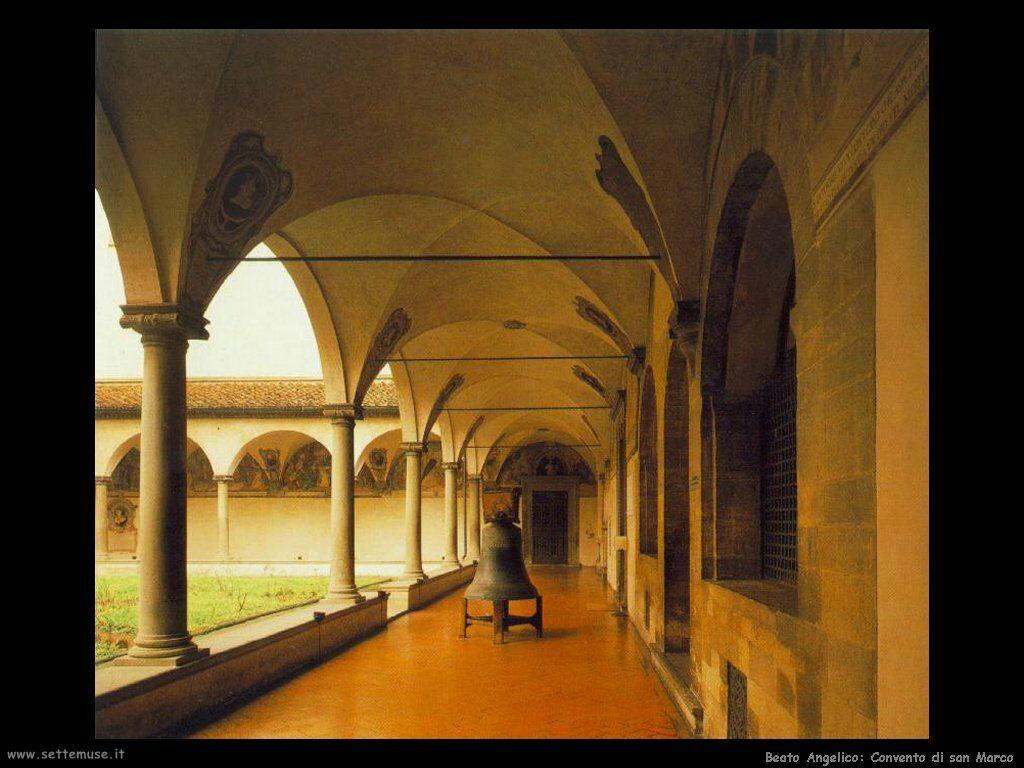 beato angelico Convento di san Marco