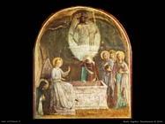 Beato Angelico Resurrezione di Cristo
