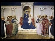 Beato Angelico Sacra conversazione
