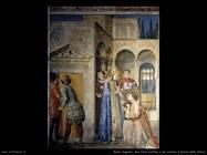 San Sisto affida il tesoro della Chiesa a san Lorenzo