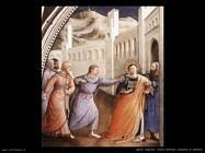 Santo Stefano condotto al martirio