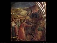 beato angelico Lapidazione di santo Stefano