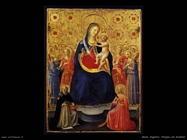 Beato Angelico Vergine con Bambino