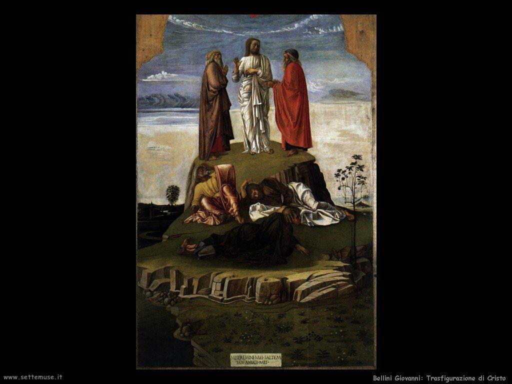 Trasfigurazione di Cristo (1455)