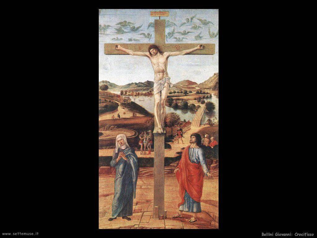 bellini giovanni Crocifissione