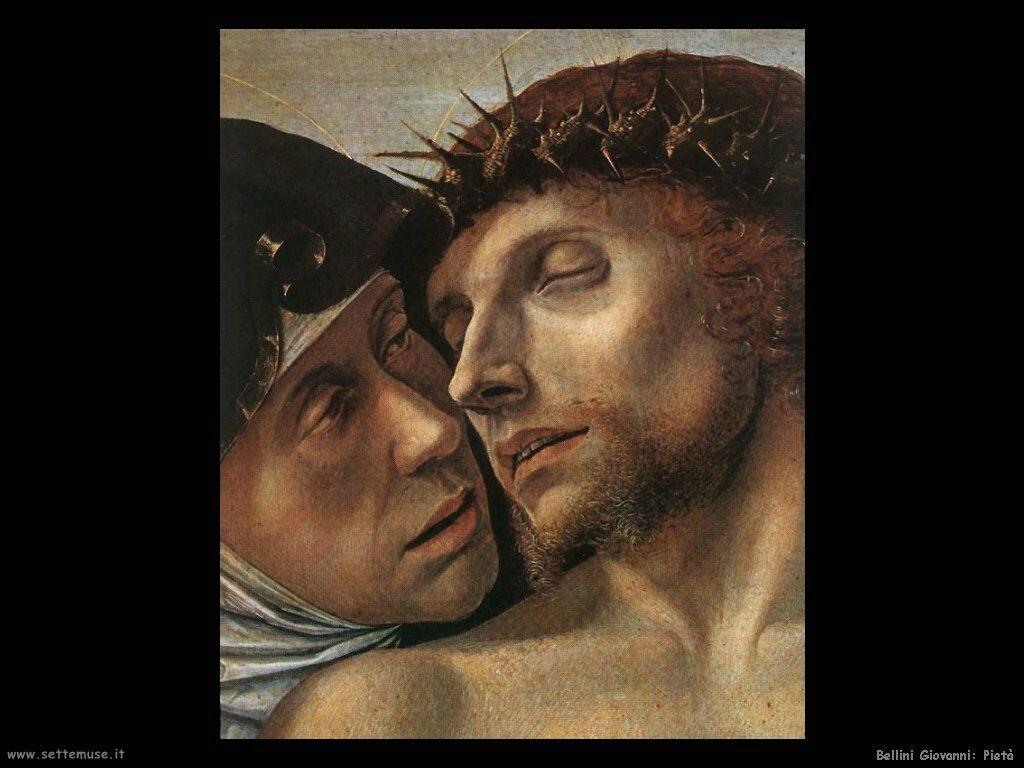 Cristo morto... (1460)