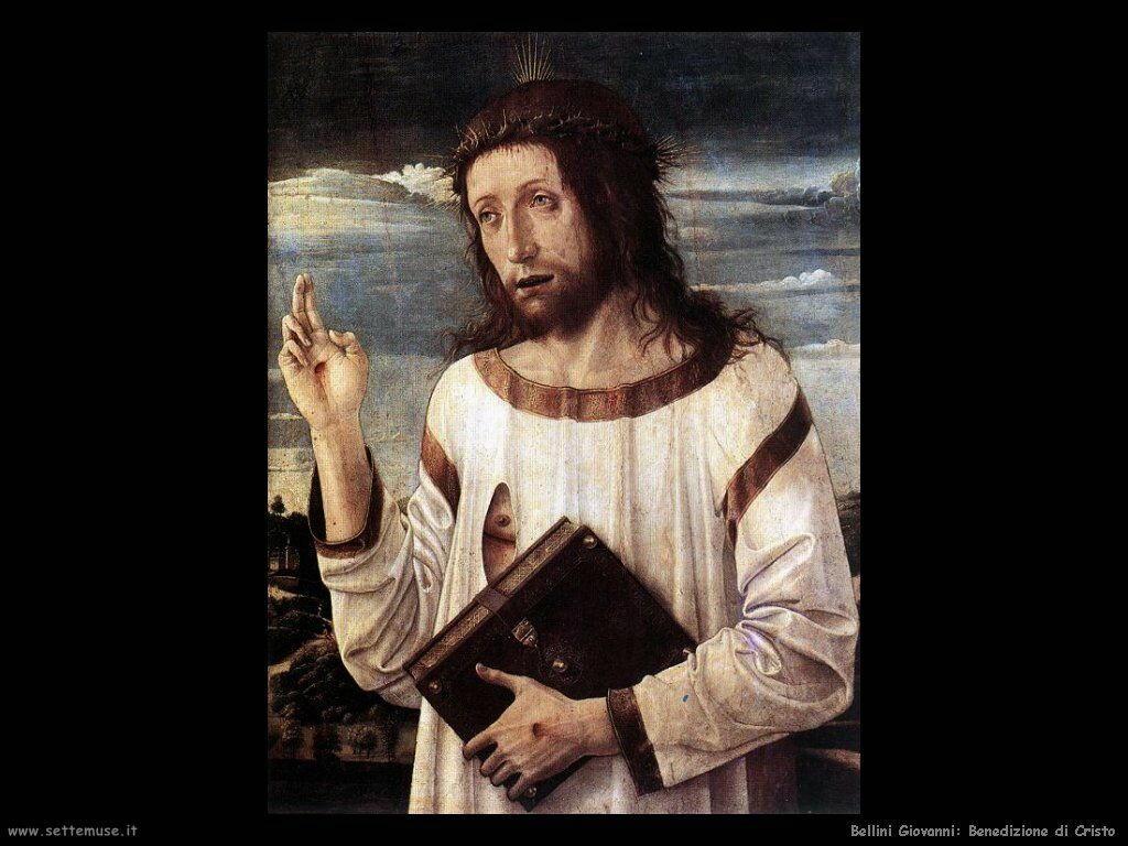 Cristo in benedizione