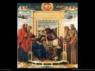 bellini giovanni Pala d'altare Pesaro