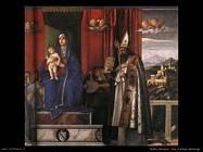 Pala d'altare Barbarigo (dett)