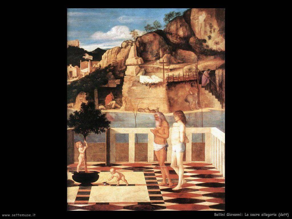 bellini giovanni Sacra allegoria