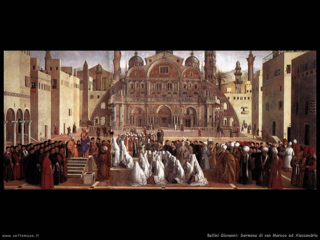 Giovanni bellini pittore opere su cristo e santi 2 for Veneta arredi alessandria