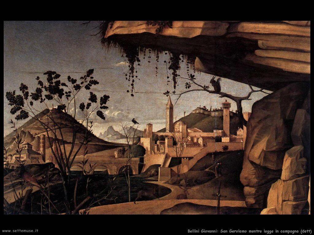 San Girolamo nel deserto (dett)
