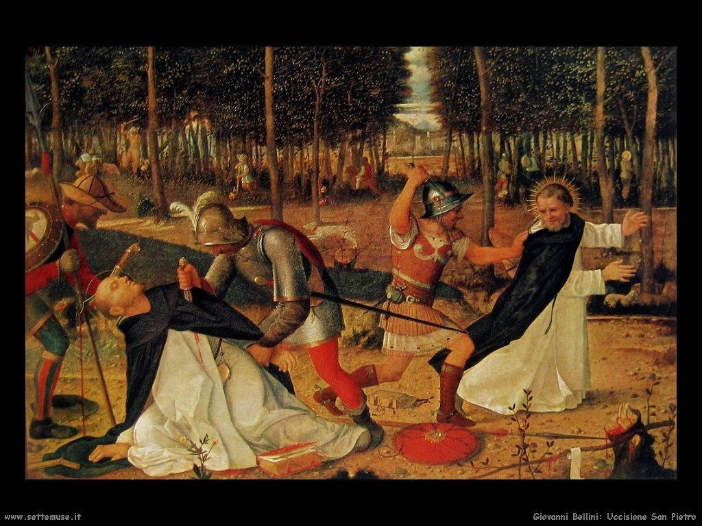 Uccisione San Pietro