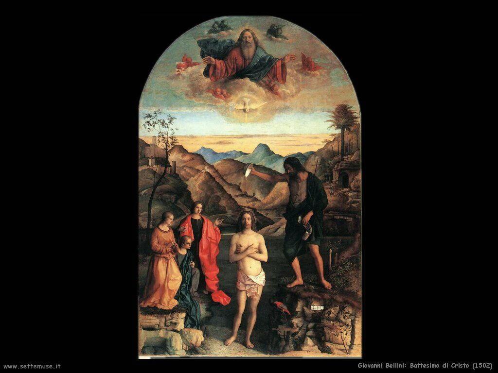 Battesimo di Cristo (1502)