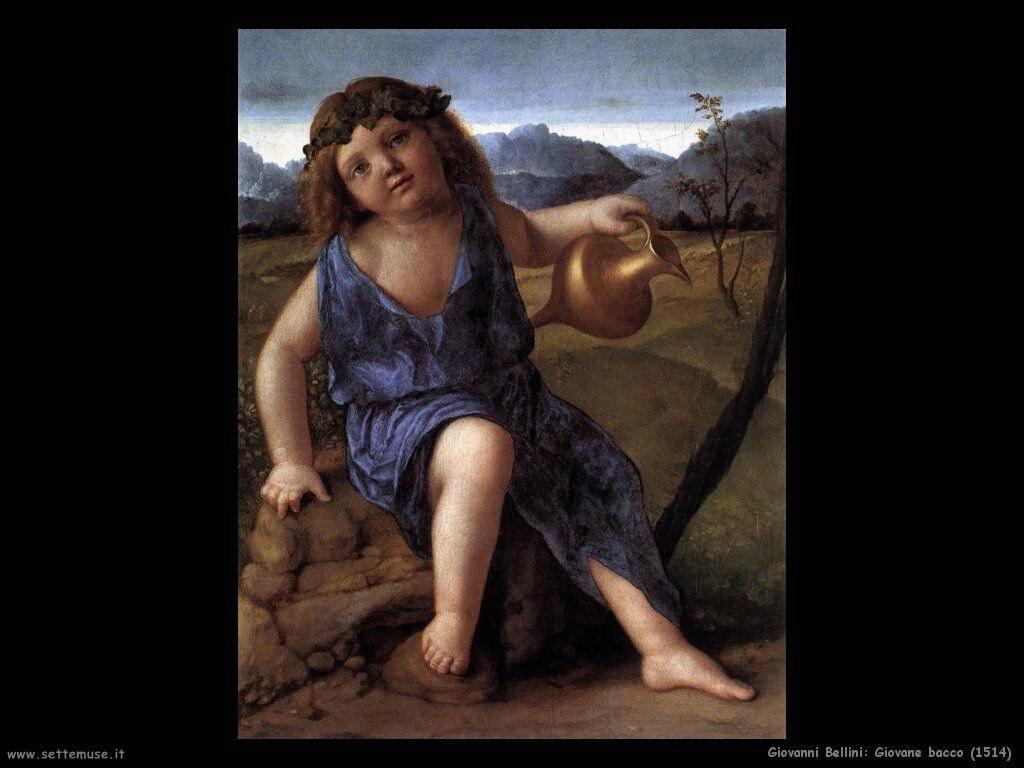 Giovane bacco (1514)