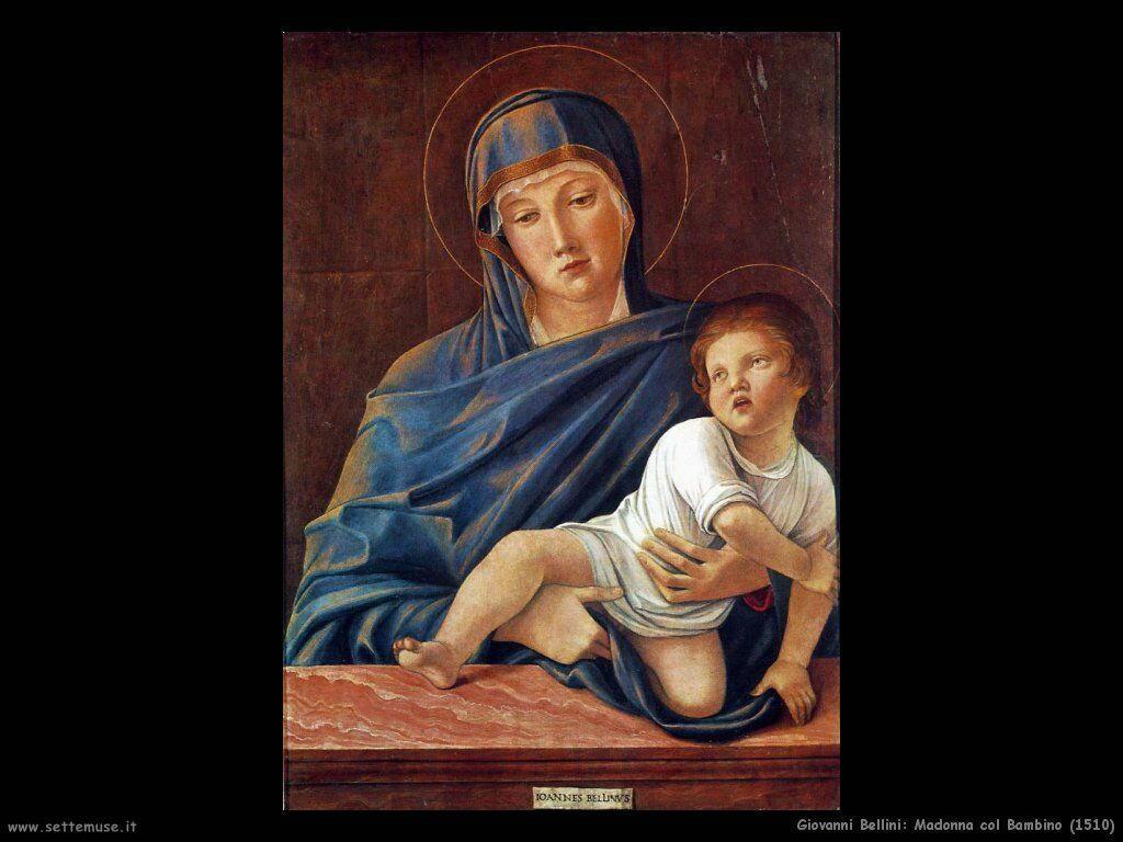 Madonna col bambino (1510)