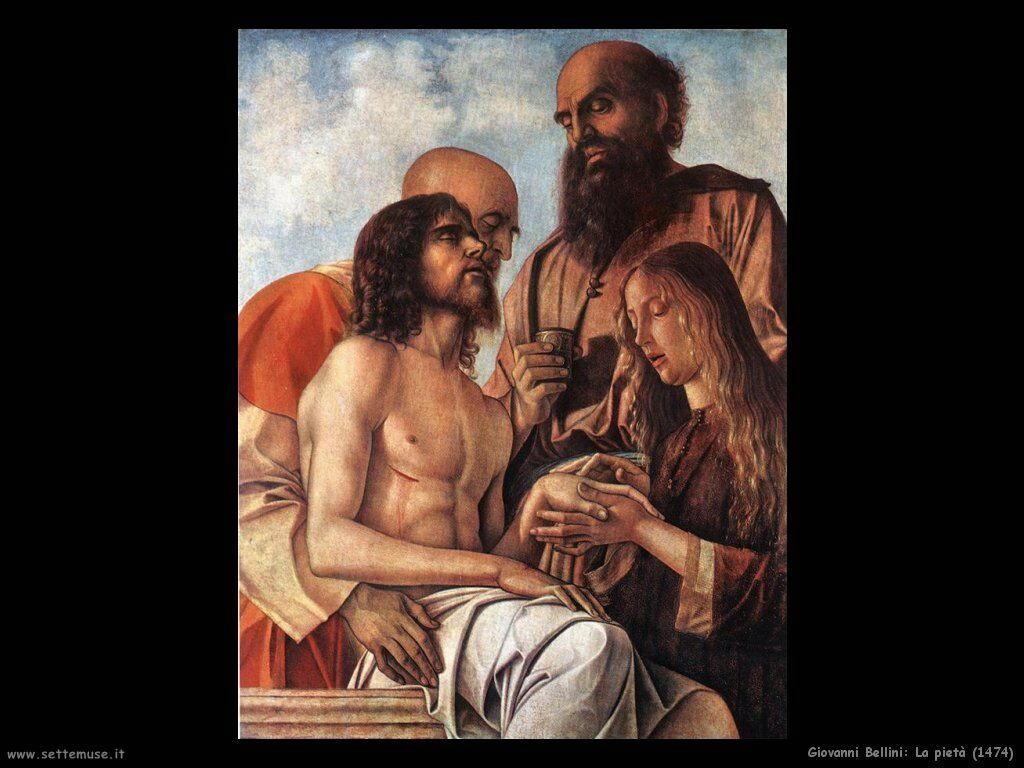 La pietà (1474)