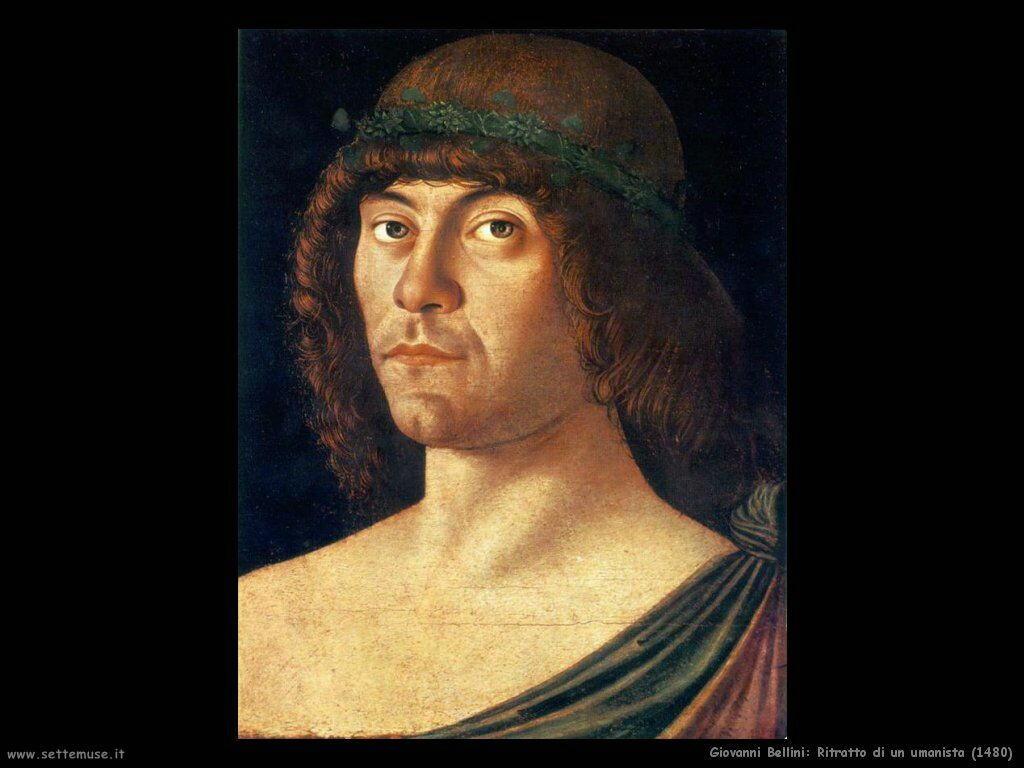 Ritratto di un umanista (1489)